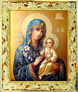 icona della Madre di Dio