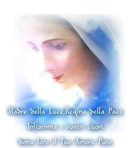 Madre della Luce Eterna