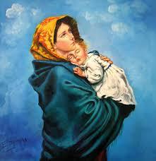 Gospa e Gesù